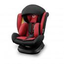 Lionelo - Scaun auto Bastiaan One Pozitie de somn, Protectie laterala, Rotire 360 grade, Top Tether, 0-36 Kg, cu Isofix, Rosu
