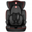 Lionelo - Scaun auto copii 9-36 Kg Levi One, Sporty Black