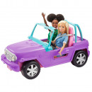 Masina de teren Barbie by Mattel Estate