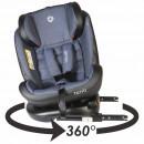 Scaun auto rotativ cu Isofix grupa 0-36 kg Coccolle Nova Jeans