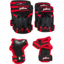 Set protectie Skate Cotiere Genunchiere si Incheieturi Spiderman Seven SV9067