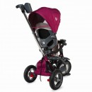Tricicleta multifunctionala 4in1 cu sezut reversibil Coccolle Velo Air Violet