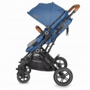 Carucior 3in1 ultracompact Coccolle Ravello Navy Blue