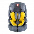 Lionelo - Scaun auto 9-36 Kg , Nico, Yellow