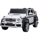 Masinuta electrica Chipolino SUV Mercedes Maybach G650 white