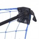 Net Playz - Poarta de fotbal pliabila Rebound cu unghi ajustabil ODS2055