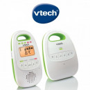 Vtech - Interfon digital bidirectional BM2000, include melodii si lampa de veghe, raza actiune 300 m