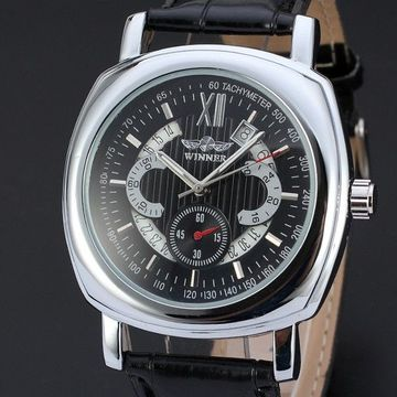 Ceas Barbatesc Automatic Winner D93
