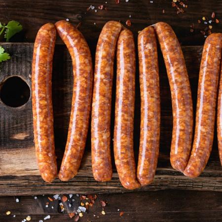Carnati aurii - Porc *Fresh* Artisan Gourmet * Produs Natural 100%