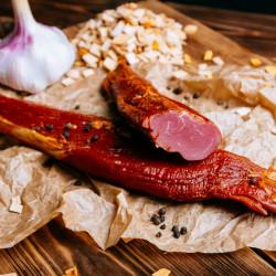 Muschiulet de porc afumat * Artisan Gourmet * Pret/500g * 100% Natural