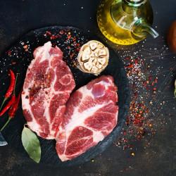 Ceafa de porc *Fresh* Pret/500g * Artisan Gourmet * 100% Natural