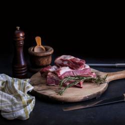 Coaste de porc *Fresh* Pret/500g. 100% Natural.