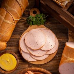 Parizer - vita & porc * Artisan Gourmet * Pret/500g * 100% Natural