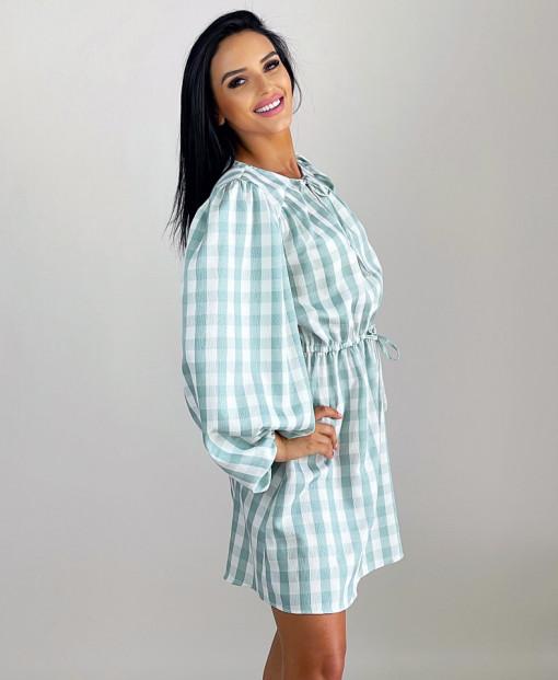 Rochie Green Mint Short