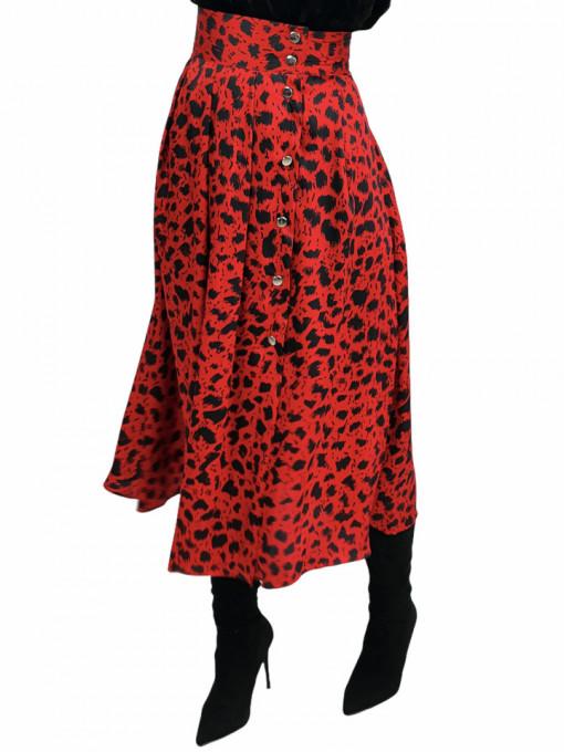 Fusta Red Leopard