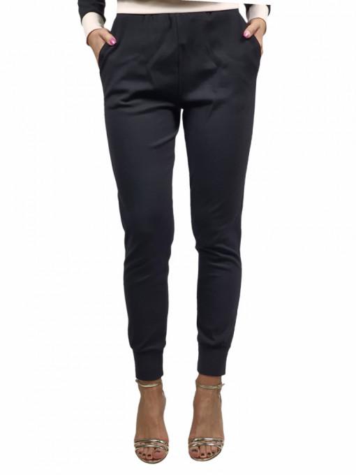 Pantalon Knitted Black