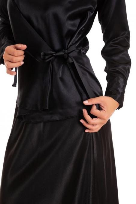 Bluza Black Satin