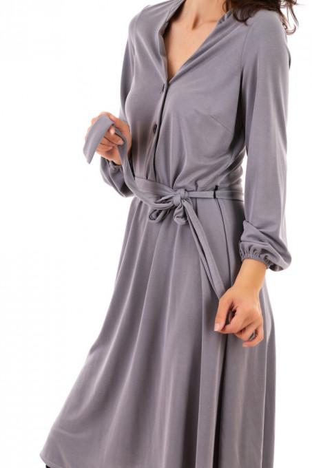 Rochie Soft Grey