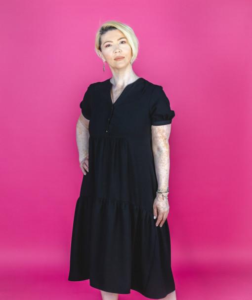 Rochie Spring Black