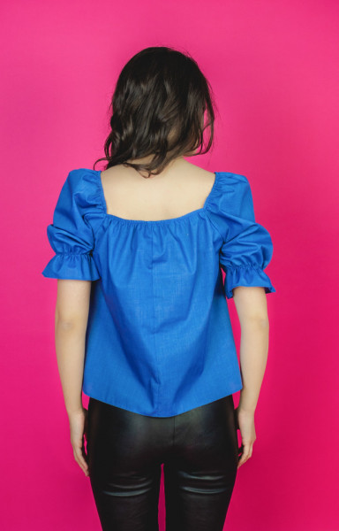 Bluza Blue Denim