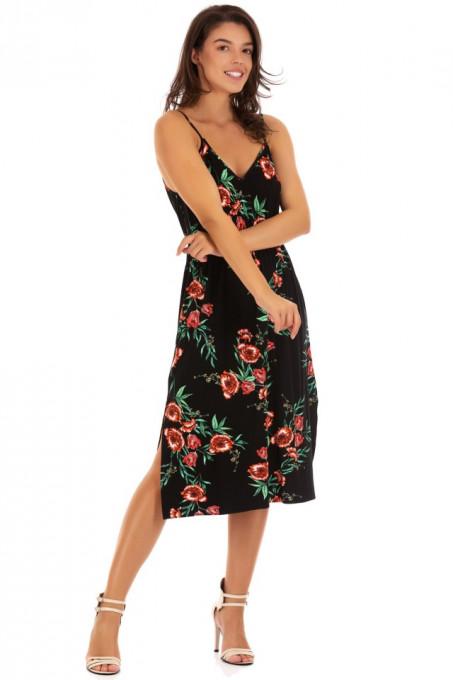 Rochie Dark Roses