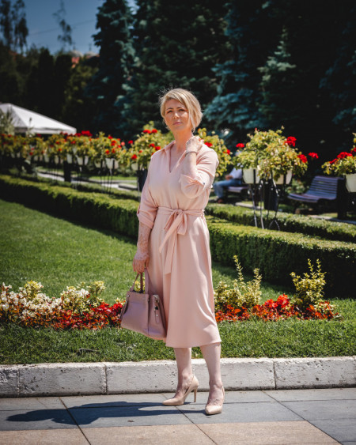 Rochie Chick Pink