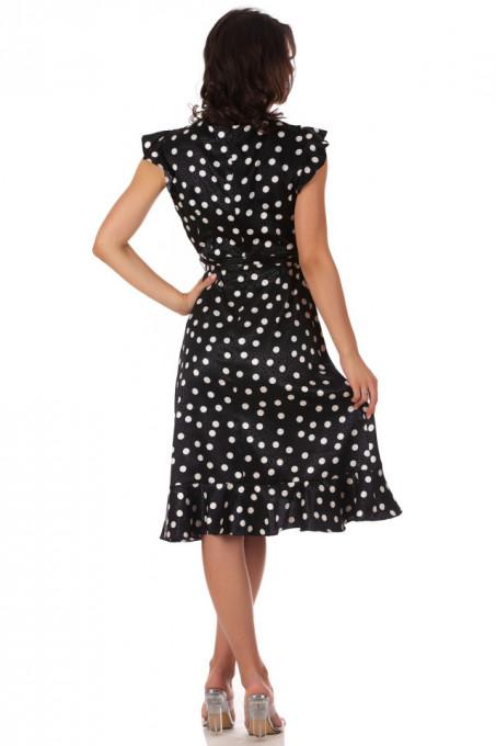 Rochie Silky Dots