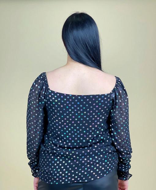 Bluza Cameleon Dots+
