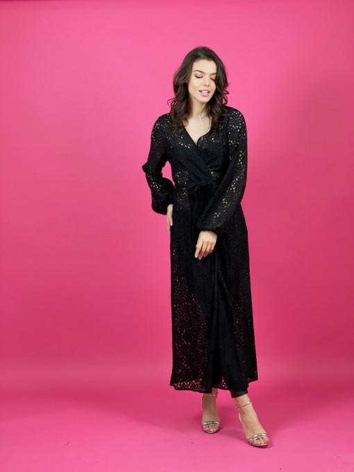 Rochie Black Lace