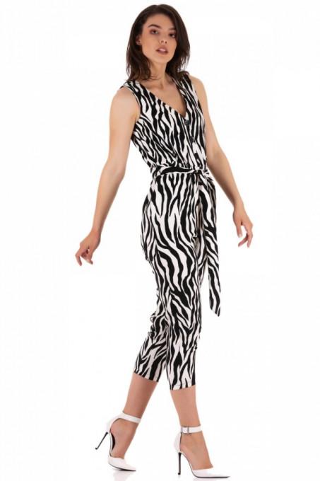 Salopeta Zebra Print
