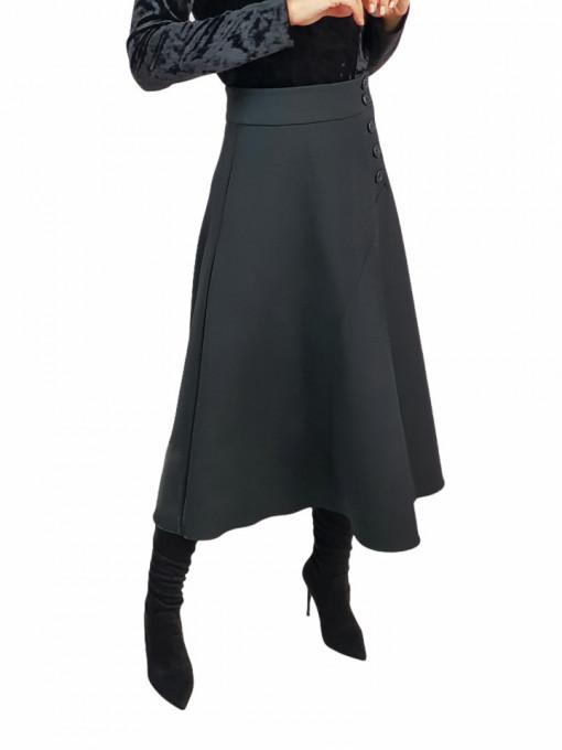 Fusta Long Black