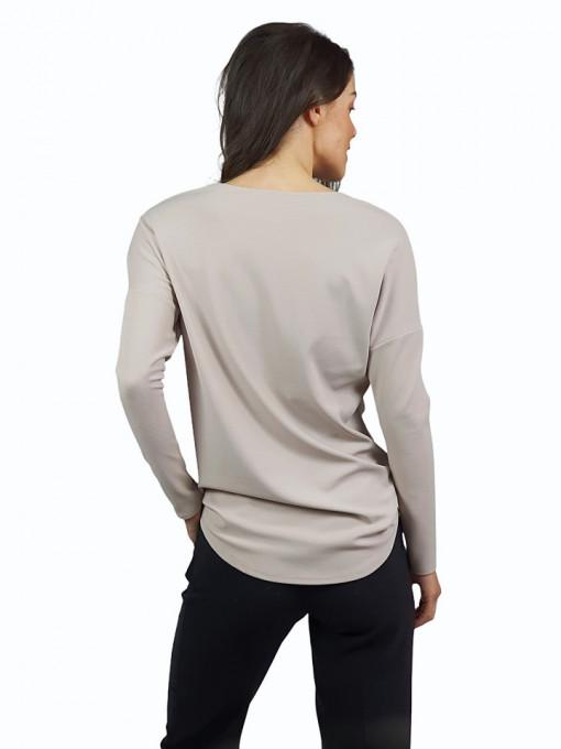 Bluza Basic Beige