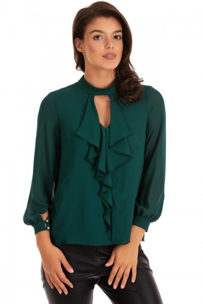 Bluza Duchess Green