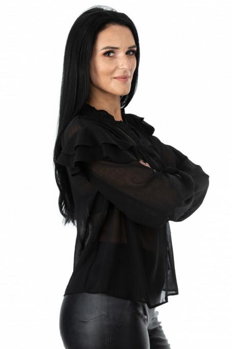 Bluza Madame Baronesse Black