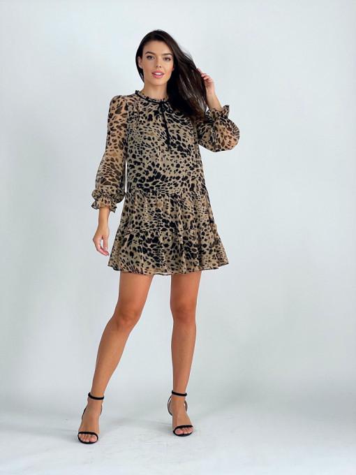 Rochie Baby Leopard
