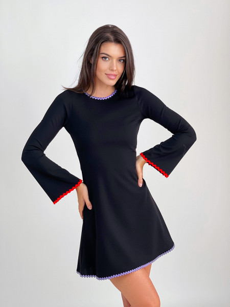 Rochie Flare Ruby