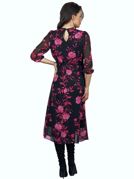 Rochie Pink Fall