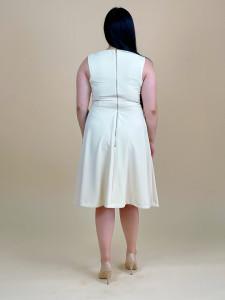 Sarafan Yvory Contrast +