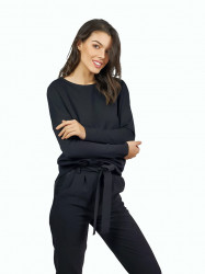 Bluza Basic Black