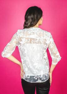 Camasa Delicate Lace