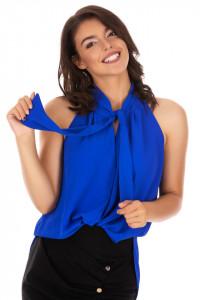 Bluza Blue Bow
