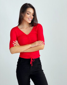 Bluza Fronse Red