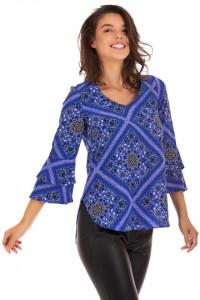 Bluza Intense Blue