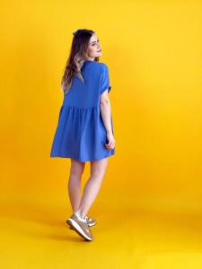 Rochie Light Blue