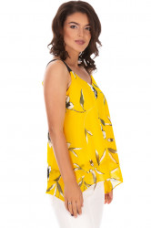 Top Assymetric Yellow