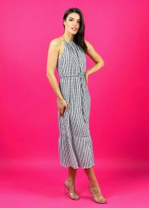 Rochie Stripes Summer White