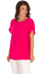 Bluza Electric Pink
