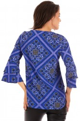 Bluza Intense Blue