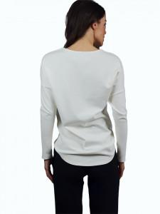 Bluza Basic White