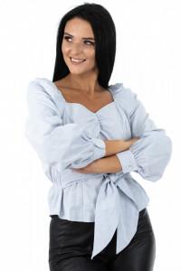 Bluza Madame Marquise Bleu